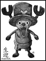 Tony Tony Chopper by LucasTsilva