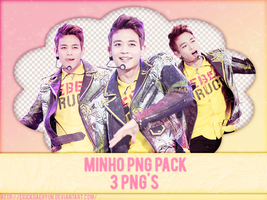 Minho (SHINee) PNG Pack O1 by ErickChoi