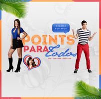 +Points Para Todos - 1000 Watchers / Cerrado by DidYouForgetAboutMe