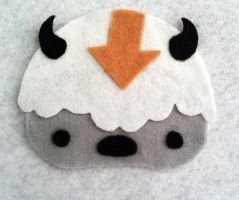 Avatar Flying Bison coin pouch by CUTQ