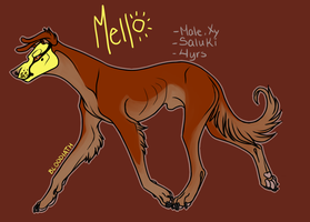 Taste Of Divinity - Updated Mello Reference by TheBloodyMess
