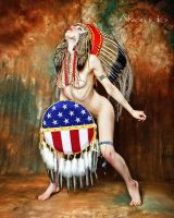 Kess American Indian by hihosteverino