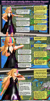 MMD Can Galaco actually deliver a Weather Report? by Trackdancer