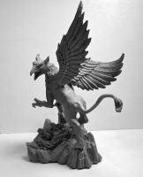 Griffin, 2 by LocascioDesigns