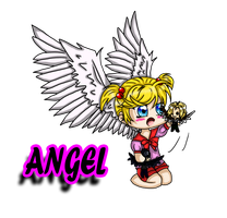 Maximum Ride:  Angel Chibeh by dArkEst-lIght-mEOw
