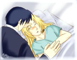 FMA: Feeling Better? by TheMadWoman-Ellie