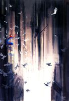 Don't call me Birdman by PascalCampion