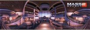 Mass Effect 2 - Panorama II by Riot23