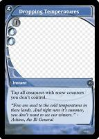 MtG: Dropping Temperatures by Overlord-J