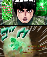 I respect you Gai Sensei !!! by HayabusaSnake