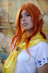Malon looks at you by ElettraNoah