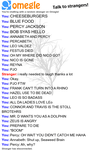 Went on Omegle, and this happened. xD by PJOfan22