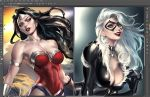 Comic ladies Wip by sakimichan
