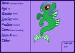 Swamp Water WPA Application by Tycoondasher