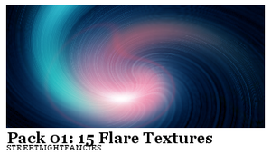 Pack 01: Flare Textures by killtheliights