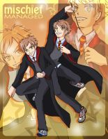 72. Mischief Managed by Minakichan