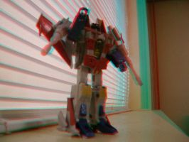 Classics Starscream_3D 01 by LittleBigDave