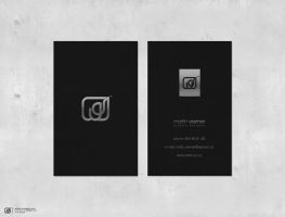 werrny business card by Werrny