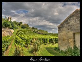 Saint-Emilion by darkcalypso