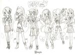 MLP FiM Humanized by kuku88