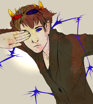 HS: Sollux by StormyAlien