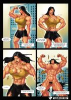 Redd Side Effects by muscle-fan-comics
