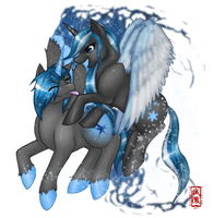 Of snow and star signs :C: by Slightly-Stratus