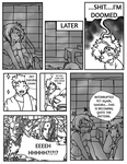 The Fox and The Dragon Page Pg 21 by yinyangswings