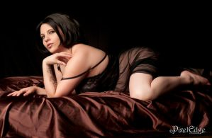 pinup beauty by Morganlefey86
