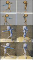 StewieAnimationMentorMaquette by MumboJumbo