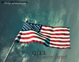 9/11 I'll Never Forget by Ruby288