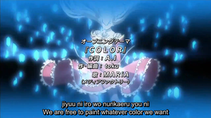 Freezing Fan-Dub OP Subbed by SuperShadiw1010
