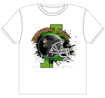 fighting irish Tshirt by Patch-W