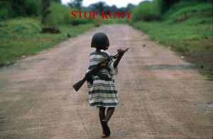 Stop Kony! by robbsiebobs