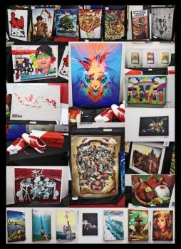 CREATIVE SPACE exhibition by iReNz