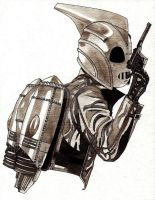 Rocketeer by nathanobrien
