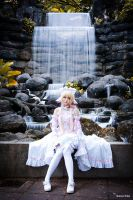 Chobits II by kenntee
