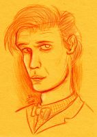 The 11th Doctor by nighte-studios