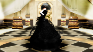 [MMD] Antique Doll + Download by RenardDesOmbres