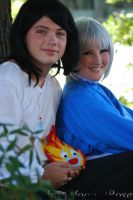 Howl's Moving Castle- Happily Ever After. by FallMoonlitRose