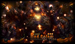 Red Golem by Mohamed-HHs