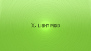 X-Light-Mind Wallpaper V.1 ~ Tornado Style by Kryuko