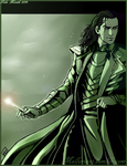 For Loki Month by MellorianJ