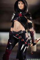 Executioner: Guild wars 2 by luxxlo