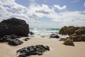 STOCK Coolangatta Beach 081 by fillyrox