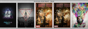 Posters For Print by ZefsDead
