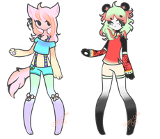 Lazy Trap Adopts {CLOSED} by Yumi-Cake