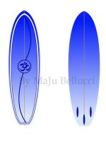 Funboard Design by MaJuSaBe