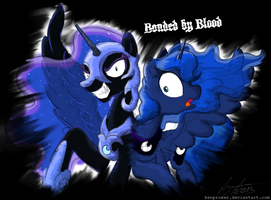 Bonded by Blood by FlutterThrash