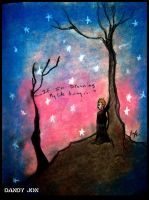 David Bowie: If I'm Dreaming My Life by Dandy-Jon